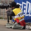Photographing Photographers. by John Sharp