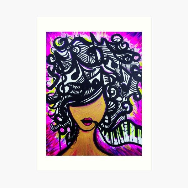 Soul Sista Art Print