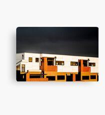 urban shelter 6582 MELBOURNE Canvas Print