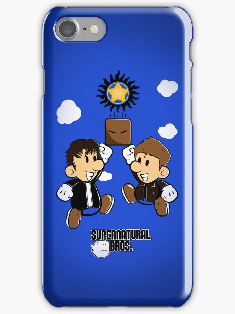 Supernatural Bros. by weRsNs