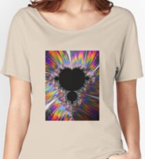 Psychedelic Love  Women's Relaxed Fit T-Shirt