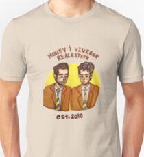 Honey and Vinegar Realestate Unisex T-Shirt