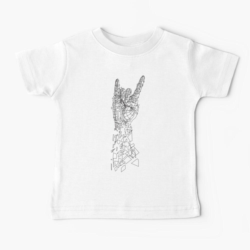Metal  Baby T-Shirt