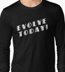 BioShock – Evolve Today! (White) Long Sleeve T-Shirt