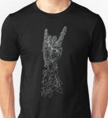 Camiseta unisex Metal