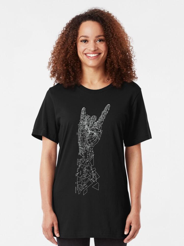 Alternate view of Metal Slim Fit T-Shirt