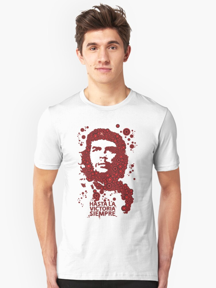 "Ernesto ""Che"" Guevara  by tombst0ne"