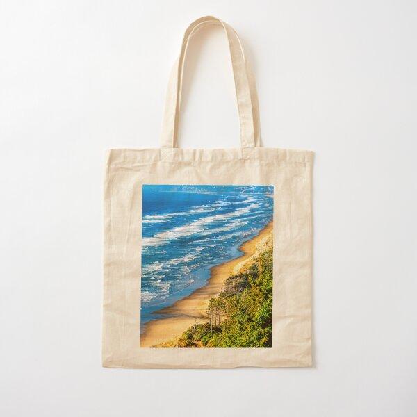Cape Lookout Oregon 0636 Cotton Tote Bag
