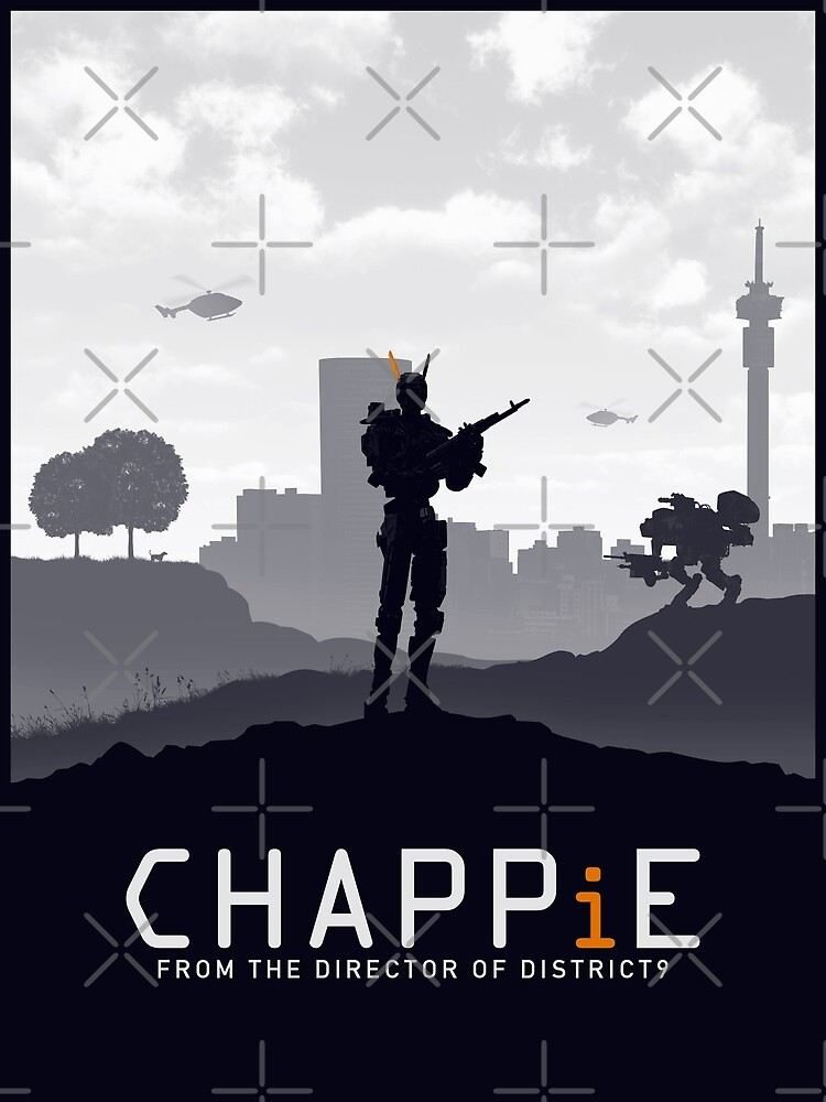 Chappie by Nick Kemp