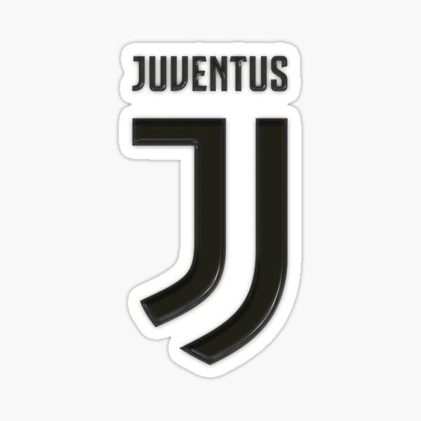 Juventus Logo 3D Sticker