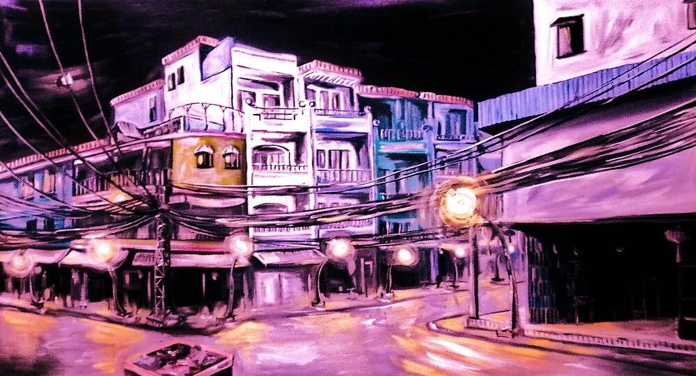 ho chi min: by night by guyphelan