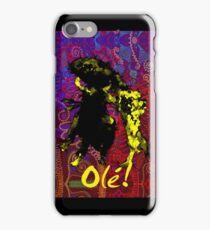 BULLFIGHTER iPhone Case/Skin