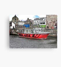 Serenity at Seahouses,Northumberland Metal Print