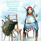 Little Miss Muffett by Nicholas  Beckett