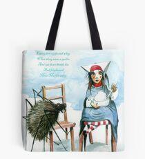 Little Miss Muffett Tote Bag