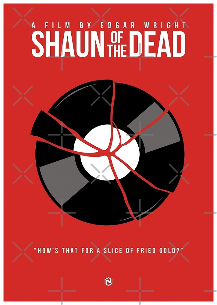 Shaun of the Dead - Record by Nick Kemp
