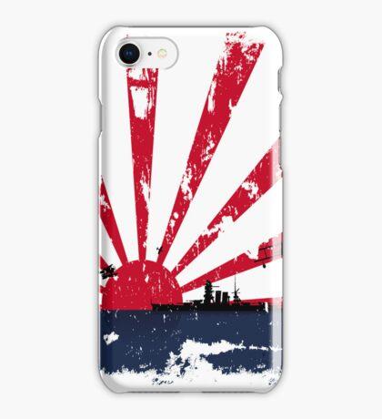 IJN (iPhone Case White) iPhone Case/Skin