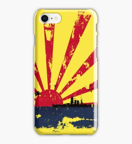 IJN (iPhone Case Yellow) iPhone Case/Skin