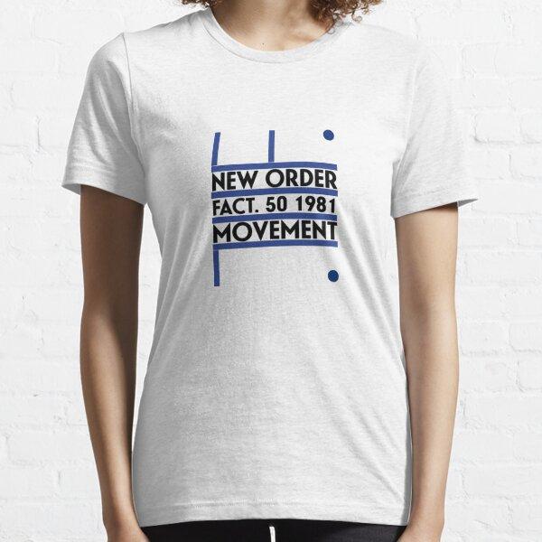 Nouvel ordre - Mouvement T-shirt essentiel