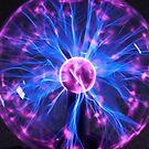 plasma sphere by Ben Rees