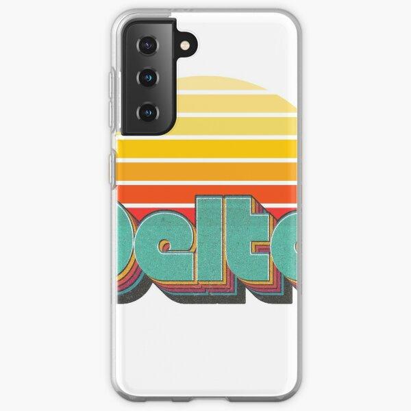 Retro Delta Samsung Galaxy Soft Case