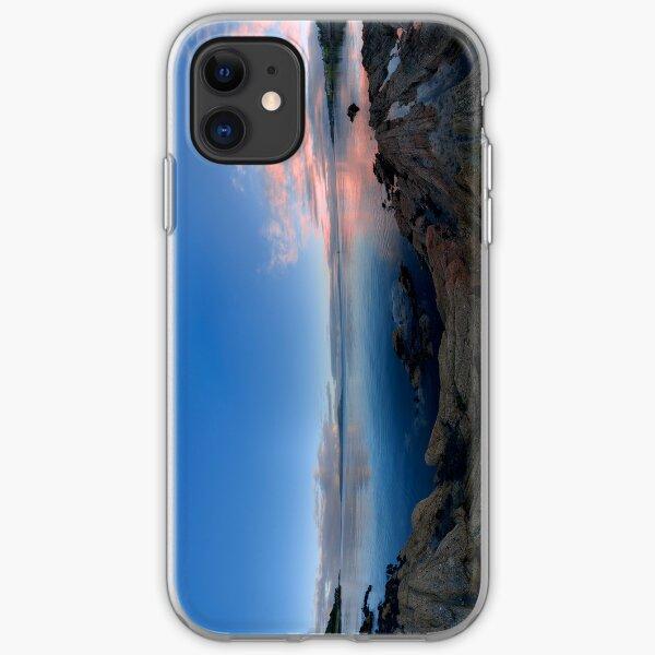Moville Shoreline at Dusk iPhone Soft Case
