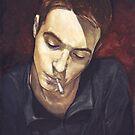 Self-portrait by HermesGC