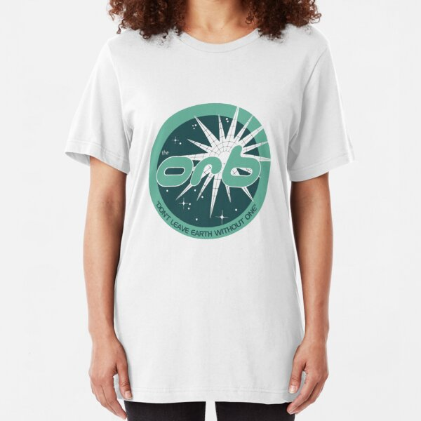 The Orb Slim Fit T-Shirt
