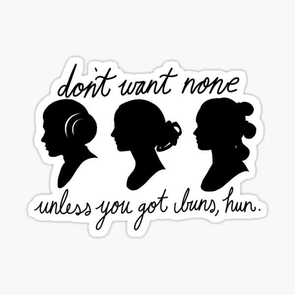 Bun Babes Sticker
