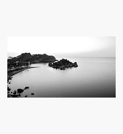 Taormina - Isola bella  Photographic Print