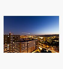 Lisboa City Photographic Print