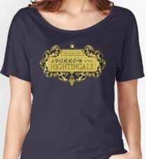 Sparrow & Nightingale  Women's Relaxed Fit T-Shirt