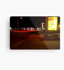 HBO Available Metal Print