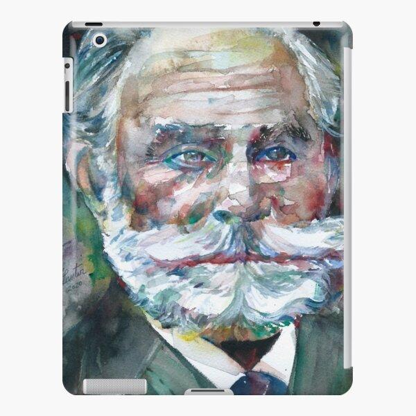 IVAN PAVLOV watercolor portrait iPad Snap Case