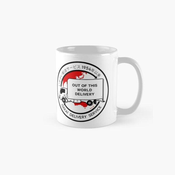 Isekai Delivery Service Classic Mug