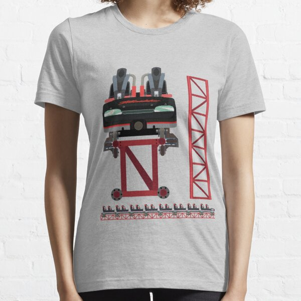 Intimidator Train Design - Kings Dominion Intamin Giga Coaster Essential T-Shirt