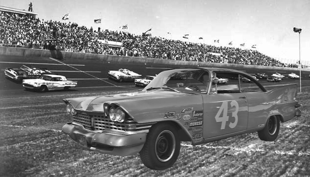 Daytona Nostalgia  by Mike Capone