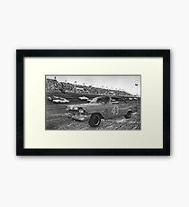 Daytona Nostalgia  Framed Print