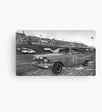 Daytona Nostalgia  Canvas Print