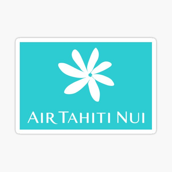 Air Tahiti Sticker