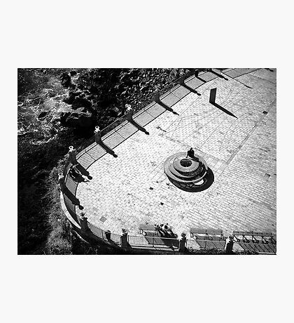 Castello's square Photographic Print