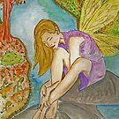 Fall Fairy by Anne Gitto