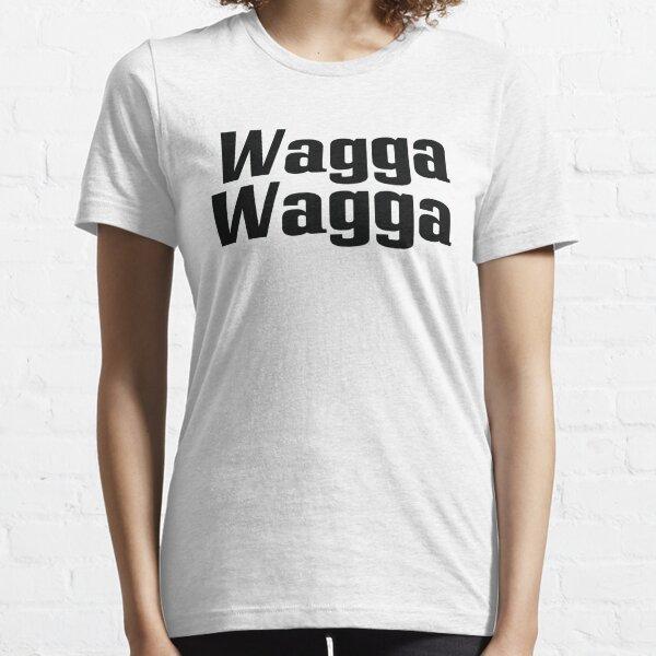 Wagga Wagga Australia Raised Me Essential T-Shirt