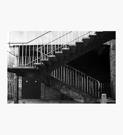 Not The Steps To Heaven Photographic Print