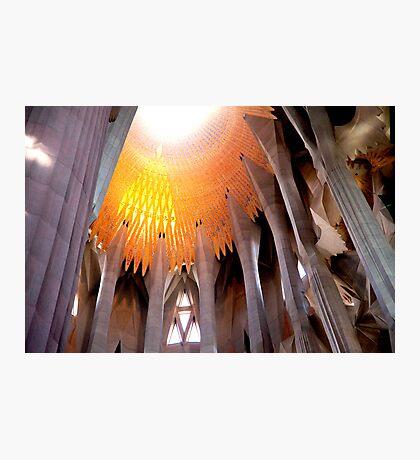 La Sagrada Familia, Barcelona 2011  Photographic Print