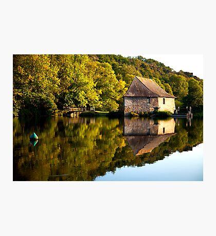Mill, Boel France 2011 Photographic Print