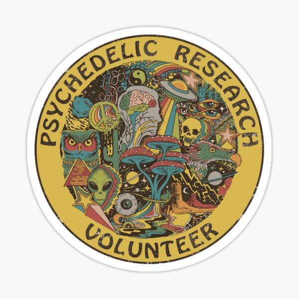 Psychedelic Research Volunteer