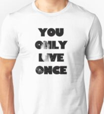 Julian Casablancas - You Only Live Once Tee T-Shirt