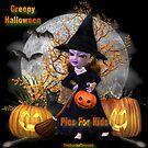 Creepy Halloween - Pics For Kids by EnchantedDreams
