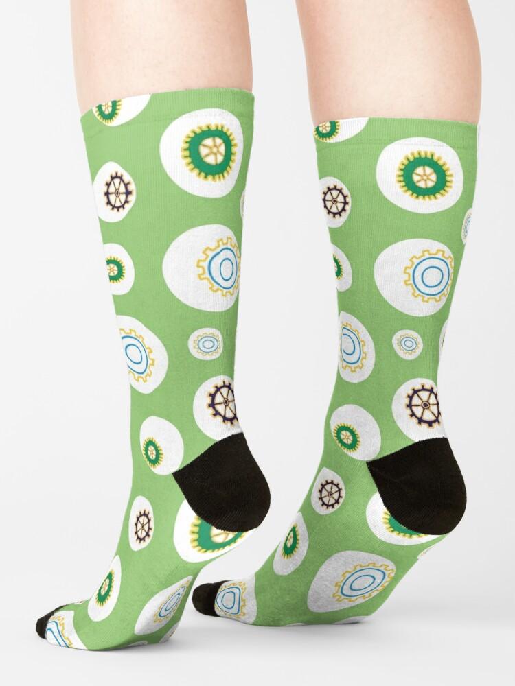 Alternate view of Tinkering Socks